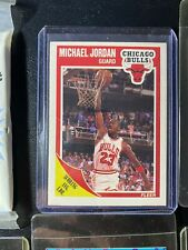 Michael Jordan collection SEE PICS 22 CARD& PACK - 89,90 Fleer, Holo,89,90 Stick