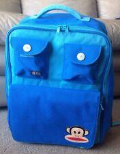 Paul Frank Julius & Friends Backpack Blue NEW