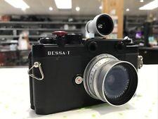 Voigtlander BESSA-T Black Bessa T Film Camera  28mm F3.5 Lens/ 28 Mm View Finder