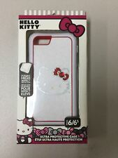 Hello Kitty Ultra Protective Case for iPhone 6 and 6S (SUP-i6HY.FX) - White