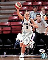 Erin Buescher Signed 8x10 photo WNBA PSA/DNA Autographed