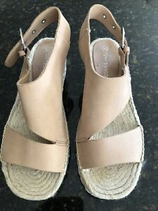 Tony Bianco 6 Wedge Sandals 6cm Heel