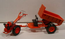 Collectors Club Limited Iron Bull Hand Held Tractor with Wagon in Org. Box MIB