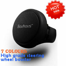 Car Power Steering Wheel Spinner Knob Booster Aid Ball Control Handle Clamp