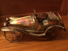 """Vintage Copper Ford Model T Music Box, Plays """"K 00004000 ing of the Road"""" c. 1970s"""