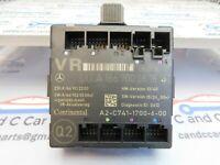 Mercedes W176 Driver Door ECU Module A Class A1669000618 18/7