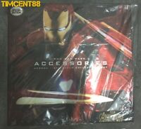 Ready! Hot Toys ACS004 Infinity War Iron Man Mark L 50 Accessories Set Special