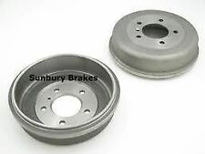 """Ford Falcon Brake Drums XK XL XM XP Models suit front 1960 to 1966  9"""" 4 STUD"""