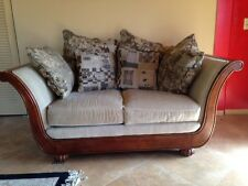 Schnadig Couch Matching Loveseat VG Lightly Used Classic Clean Comfort Non-smoke