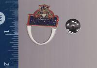 FLORIDA PANTHERS NHL Hockey Team Logo LAPEL METAL PIN