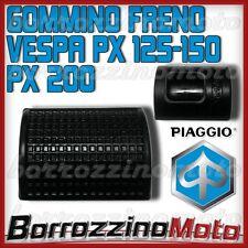 GOMMINO TAMPONE COPRI PEDALE LEVA FRENO VESPA PX 125 150 200