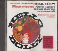 LOUIS ARMSTRONG BARBRA STREISAND - Hello  Dolly CD OST