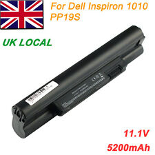 6 Cell Laptop Battery for Dell PP19S Inspiron mini 1010 1010v 1011 1011v 10z 11z