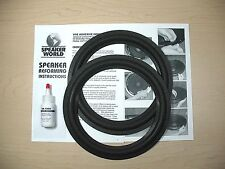"JBL 2-10"" Woofer Speaker ReFoam Repair Kit For JBL Model L-25 USA"