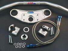 ABM Superbike Lenker-Kit Honda VFR 750 F (RC36) | 90-97 | silber