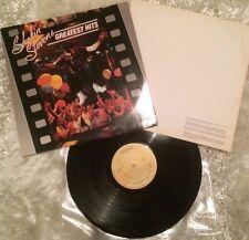 "SHAKIN STEVENS 1984 VINTAGE LP VINYL RECORD 12"" 33RPM GREATEST HITS"