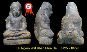 LP Ngern - mold Puh Lohk Theph Udorn Lang Dao - Competition 1st Place