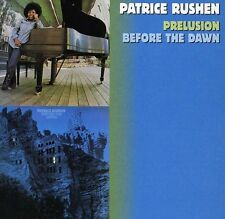 Patrice Rushen - Prelusion / Before the Dawn [New CD]