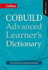 Collins COBUILD Advanced Learners Dictionary