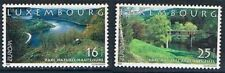 Luxembourg 1999 Mi N°1472 - 1473 Mnh**  C.E.P.T.- Nature and national parks