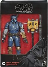 Star Wars Black Series Heavy Infantry Mandalorian Figure Exclusive *IN STOCK