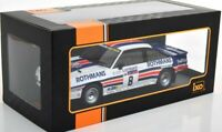 IXO 18RMC038A 18RMC038B OPEL MANTA 400 RAC Rally 1983 Jimmy McRae Toivonen 1:18