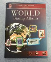 ⭐️STANLEY GIBBONS WORLD STAMP ALBUM⭐️  - FREE DELIVERY!! ⭐️⭐️⭐️