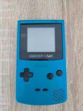 Nintendo Game Boy Color  Türkis Blau Handheld-Spielkonsole