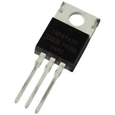 IRFB7437 International Rectifier MOSFET Transistor 40V 195A 230W 0,002R 855377