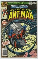 Marvel Premiere #47 (1979, Marvel) 1st Scott Lang as Ant-Man, Michelinie, VG/VG+