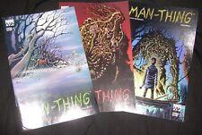 Man-Thing 2004 1-3 Marvel Comics