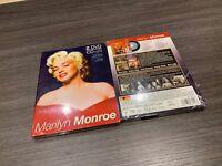 Marilyn Monroe 2 DVD+CD La Legenda De Marilyn Monroe/Goodbye Norma Jean
