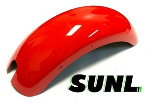 Replacement Part - Rear Fender for Massimo MB200 Warrior Mini Bike Motorcycle