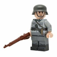 Lego Custom Continuation War FINNISH INFANTRY Full Custom Printing -NEW-
