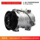 New AC A/C Air Compressor Fits: 2003 2004 2005 2006 2007 Honda Accord L4 2.4L US
