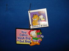 Garfield Ornament Gotta Wish Big 2102 67