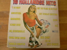 LP RECORD VINYL PIN-UP GIRL 16 HOLLANDSE HITS TELSTAR 1978 MET DE VLAM IN DE PIJ