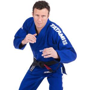 Tatami Fightwear Essential BJJ Gi - Blue