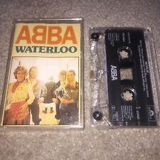 ABBA Waterloo Cassette Tape 1974 Polar Music International