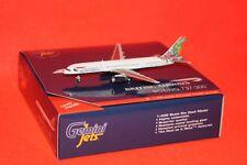 GEMINI JETS GJ1695 BRITISH AIRWAYS B757 ANIMAL & TREES SPECIAL PRICE 1-400 SCALE