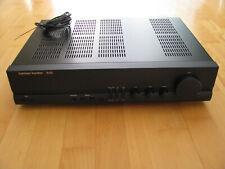 Harman Kardon HK 620 Stereo HiFi Verstärker schwarz Edles Design Super-Klang