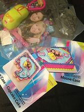 DecoPac i CARLY MOUSE CASE NICKELODEON BIRTHDAY CAKE TOPPER DECORATING KIT NEW