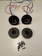 Infinity RS-125 Tweeter 902-5226 & Crossovers and Screws Tested Excellent