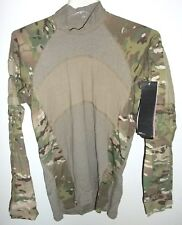 Massif US Army Multicam OCP Flame Fire Resistant Army Combat Shirt Large NWT