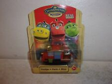 Chuggington Wooden Railway - Hodge-Hein-Max - New in Package