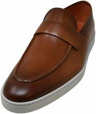 Santoni Leather Shoes for Men for sale