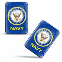 Autocollants 3D Drapeau Marine Des Etats-Unis USA Navy Army Flag Stickers Decals