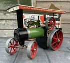 Mamod Live Steam Tractor Traction Engine Te1 Early Model c1964 Boxed