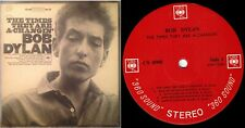 BOB DYLAN SCARCE SINGAPORE THE TIMES THEY ARE A-CHANGIN' LP IMPORT PROMO DEMO NM