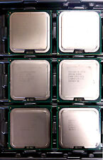 Matched Pair of Intel Quad-Core Xeon X5450 3.0GHz LGA771 CPUs SLBBE or SLASB